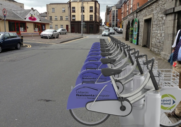 Limerick Public Bikes
