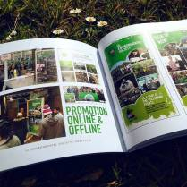 UL Environmental Society Portfolio for National BICS Awards