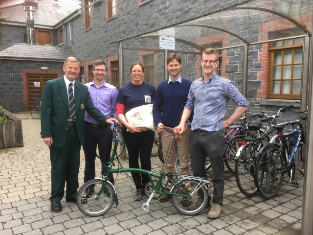 UL Buildings and Estates Team European Cycling Challenge Leaderboard Photo 2 Toppers Week 1