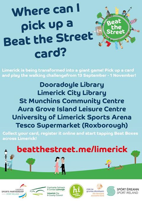 Beat the Street Limerick