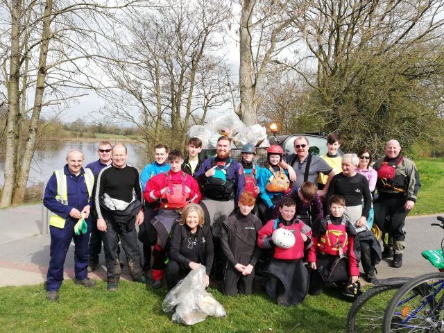 LACS Riverbank Cleanup 2019 Better